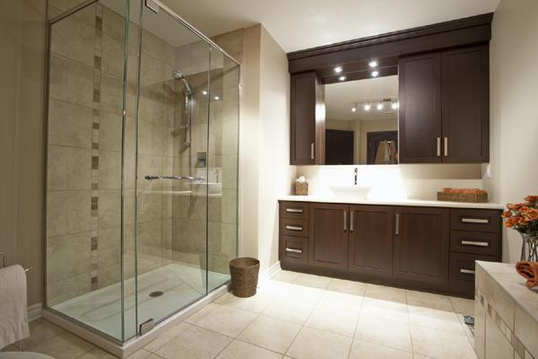 Projets de r novation montr al construction daniel for Salle de bain au sous sol