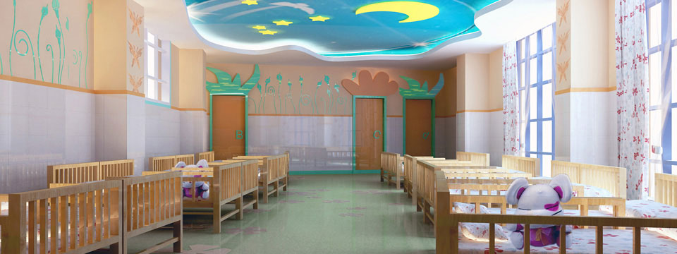 Daycare Spaces Plans Architect Construction Of