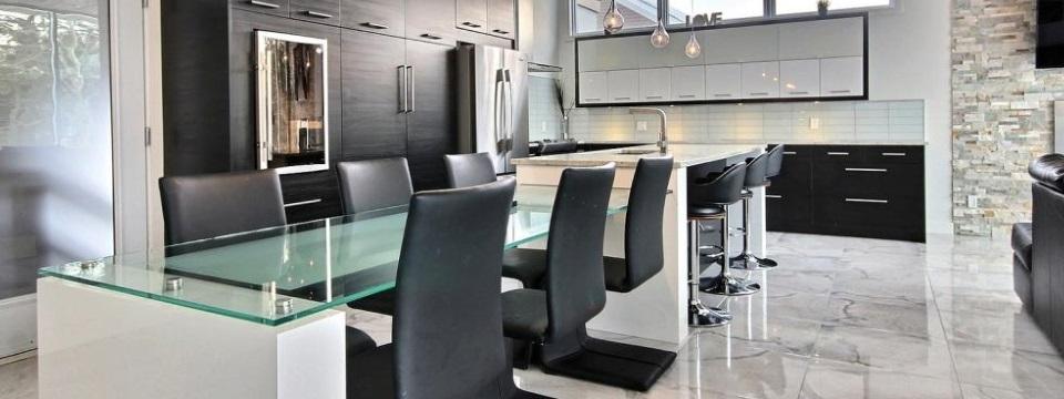 Maison a vendre trois rivieres style contemporain moderne for Construction maison neuve trois rivieres