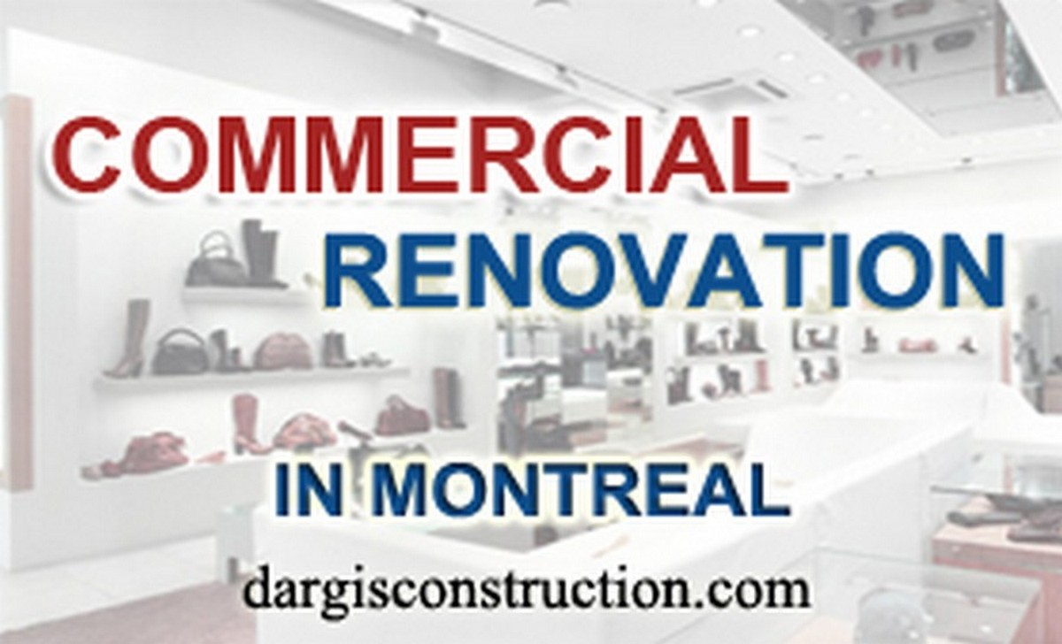 commercial renovation in montreal general contractor